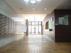 グランドパレス田町 エントランスホール