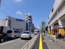 グランヴェール世田谷船橋 駅前