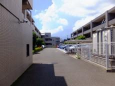 グランヴェール世田谷船橋 駐車場