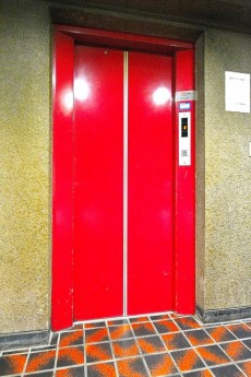 バルミー五反田 エレベーター