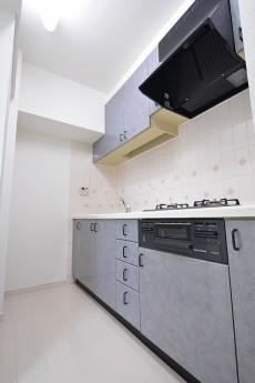 渋谷アムフラット キッチン