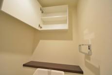 ストークビル赤坂  トイレ収納602