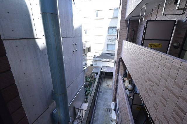 渋谷アムフラット 洋室
