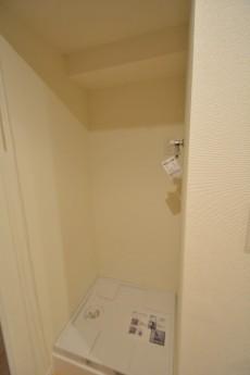 ストークビル赤坂 洗濯機置場602