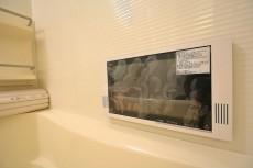 浴室TVも付いています