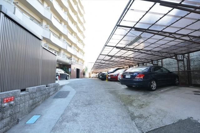 目黒グレース 駐車場