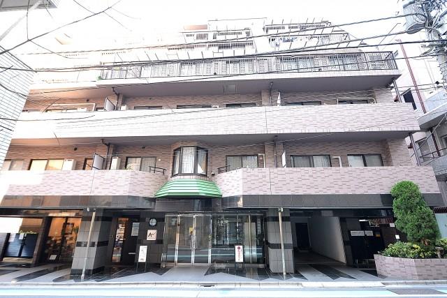 渋谷アムフラット 外観