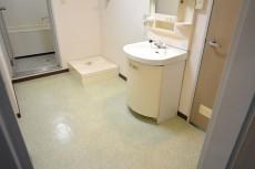 秀和幡ヶ谷レジデンス 洗面室