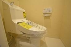 日本橋浜町公園グランドハイツ トイレ