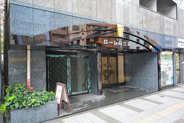 ローレル三田 外観