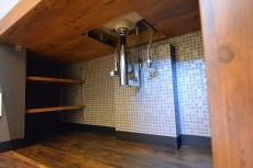 成城エコーハイツ 洗面化粧台の下