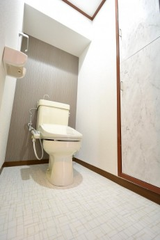 グランドパレス田町 トイレ