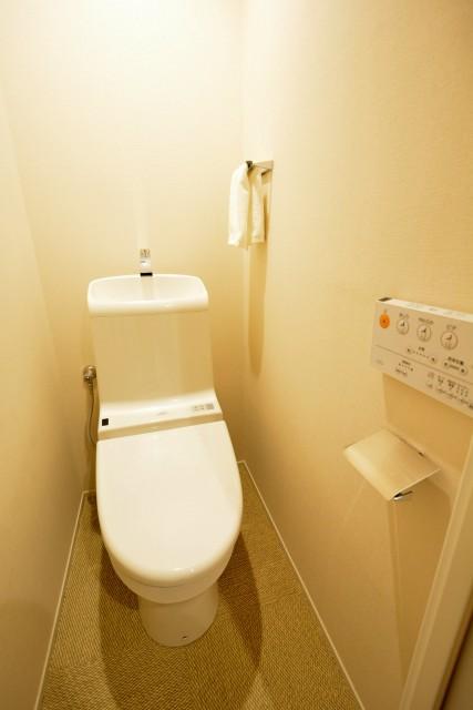 メナー代田 トイレ703