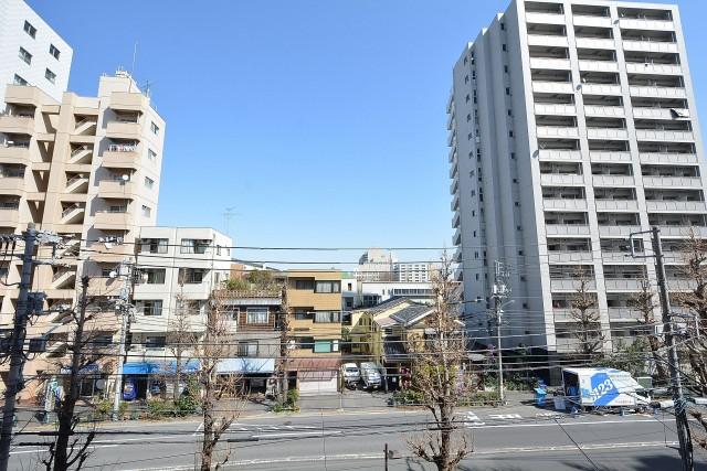 ハイネス文京本駒込 眺望