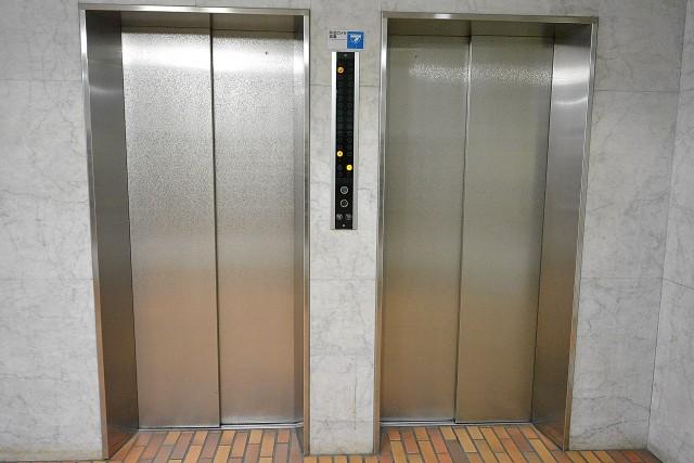 グランドパレス田町 エレベーター