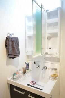 大森西サンハイツ 洗面化粧台