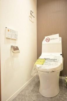 大森西サンハイツ ウォシュレット付きトイレ