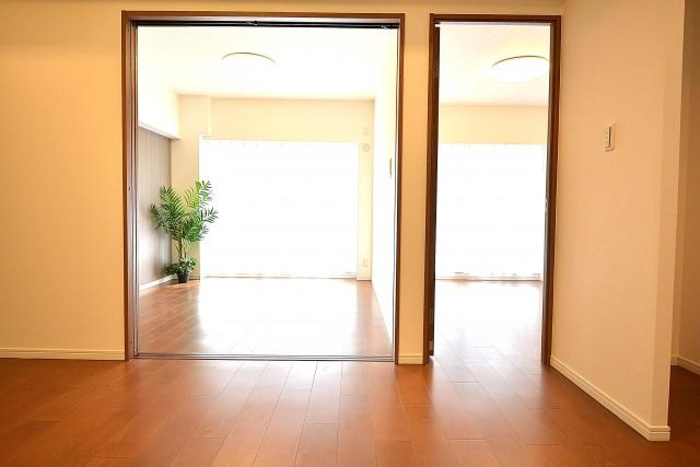 大森西サンハイツ LDK+洋室