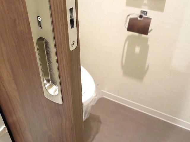 ニューライフ西早稲田 トイレ