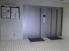 ニューライフ西早稲田 エレベーターホール