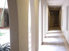 ナビウス二子玉川園 共用廊下