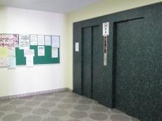 DIKマンション新橋 エレベーター