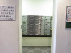 DIKマンション新橋 メールボックス