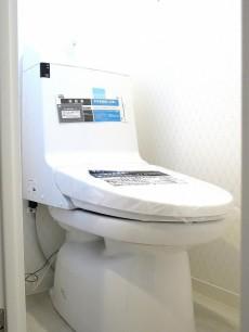 メゾンボア トイレ