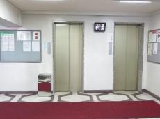 マンション南目黒苑 エレベーターホール