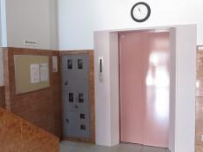 ハヤマビル エレベーターホール