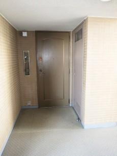 パークハイム中野坂上 玄関ドア