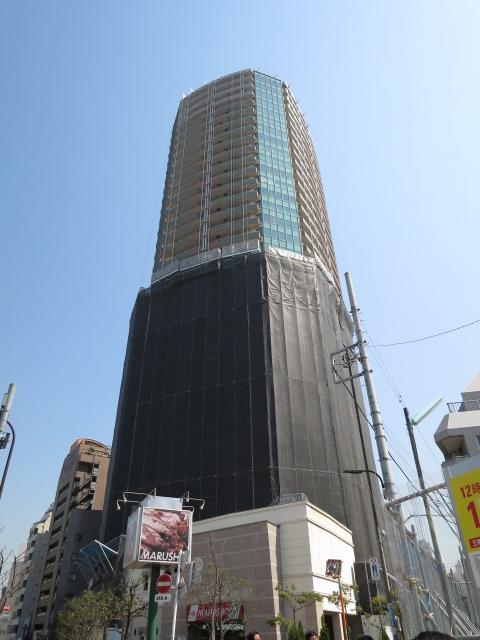 セントラルレジデンス新宿シティタワー 外観