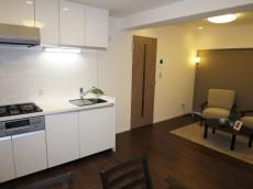 第23宮庭マンション 約11.1帖のリビングダイニングキッチン