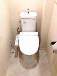 大森西サンハイツ ウォシュレットトイレ