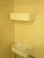 浴室 トレイ