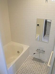 ビラ自由が丘 浴室