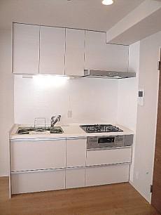 浄水器付き システムキッチン