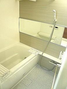 多摩川芙蓉ハイツ 追炊き機能付き浴室