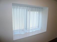 多摩川芙蓉ハイツ 洋室6.0帖の出窓