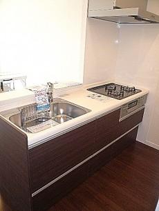 多摩川芙蓉ハイツ システムキッチン
