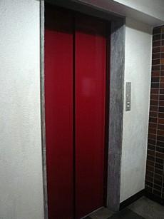 六本木グランドール エレベーター
