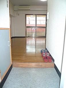 六本木グランドール 玄関ホール