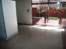 ライオンズマンション広尾第2 エントランスホール