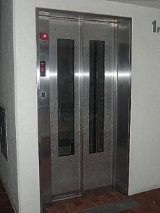 ライオンズマンション白金第2 エレベーター
