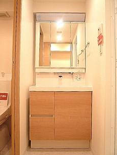 ライオンズマンション白金第2 洗面化粧台
