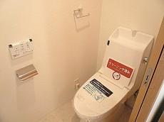 ライオンズマンション白金第2 ウォシュレット付トイレ