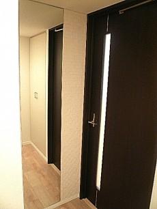 ジェイパーク目黒東山 トールサイズのミラー