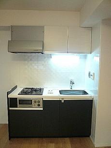 ジェイパーク目黒東山 システムキッチン
