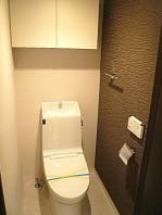 ジェイパーク目黒東山 ウォシュレット付トイレ
