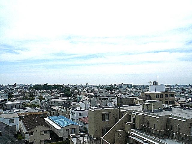 7階からの眺望